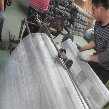 Twill Woven Wire Mesh Stainless Steel