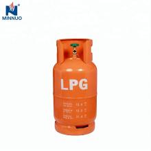 Cilindro de gás do lpg 15kg