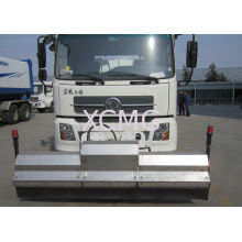 Multifunctional High Pressure Cleaning Truck / Road Washer Dflll60bx2 For Sprinkling, Dust Control And Irrigation