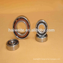 7309B/DBP4 single row angular contact ball bearings