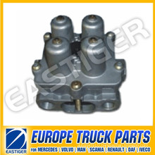 Truck Parts for Scania Four-Circuit Protection Valve (1935513)