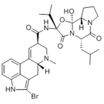 Bromocriptine  CAS 25614-03-3