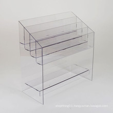Acrylic Picture Mounts Display Stand/Display Rack for Holding Pictyre (PLAD-002)