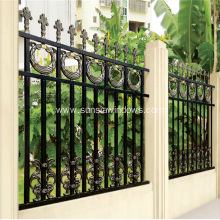 Cast Aluminum Garden Railings