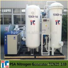 Homologation CE TCN29-150 Équipement de remplissage d'azote