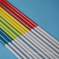 Piquet de neige en fibre de verre coloré