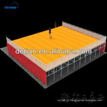 cabine de alumínio modular treliças treliça de palco para venda luzes treliça de suspensão