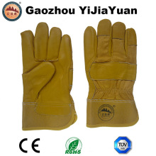 Top Korn Rindsleder Sicherheit Handschuhe