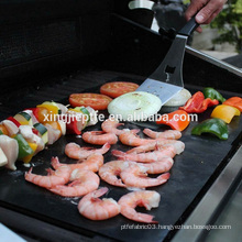 China products fireproof charcoal bbq grill mat novelty products for sell