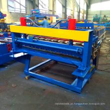 China fabricante competitivo automático simples cor de aço bobina de corte de linha hidráulica placa de aço máquina de corte