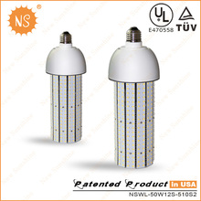 UL Post Top LED Licht 50W Mais COB Glühbirne