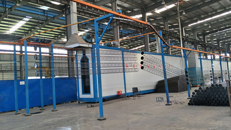 Carbon Steel Painted Bag Cages