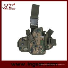 Funda de pistola táctica pistola Molle Modular funda con bolsa del compartimiento para la derecha entregó tiradores 92 94
