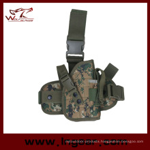 Tactical Gun Holster Molle Modular Pistol Holster with Magazine Pouch for Right Handed Shooters 92 94
