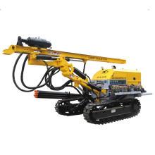 Máquina de perfuração de âncora de perfuração para mineração montada sobre esteiras