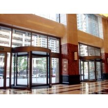 Automatic Three-Wing Revolving Doors for Commercial
