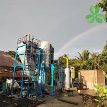 Gás de madeira favorável ao meio ambiente do gás da gaseificação da biomassa 5MW