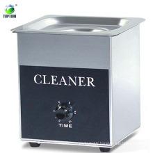 Bain ultrasonique de machine de nettoyage de décapant de 3L Digital pour la carte de verres de montre de bijoux, TP3-120A