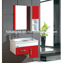 PVC Bathroom Cabinet/PVC Bathroom Vanity (KD-307B)