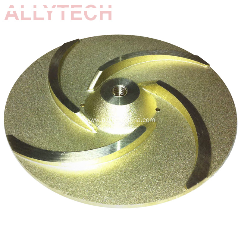 High Precision Copper Alloy Die Casting Parts