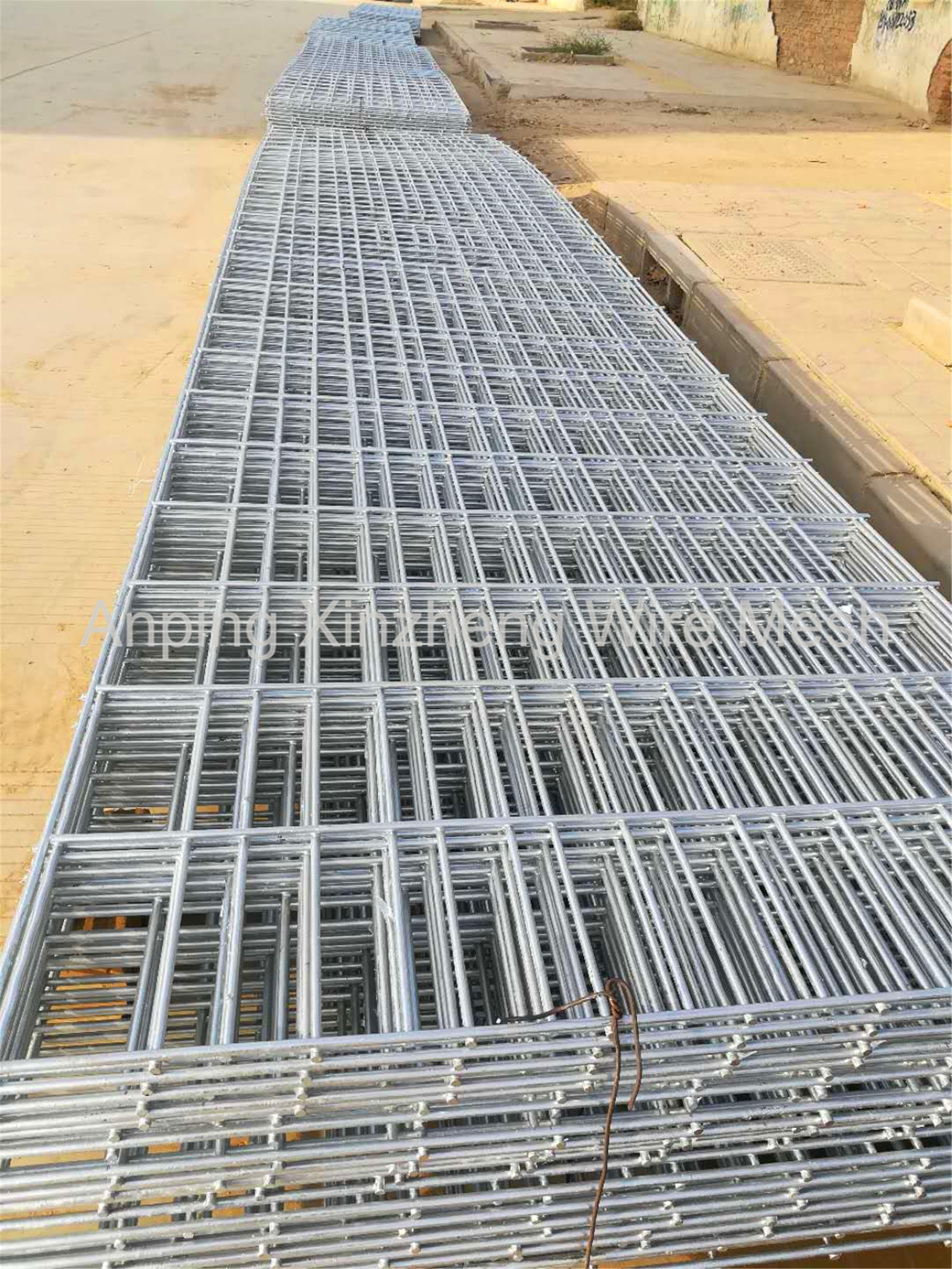 Welded Cattle Fence Panels