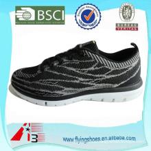 trendy stylish knitting men sport footwear