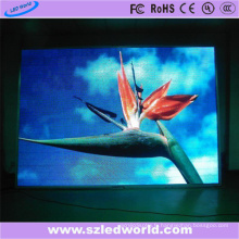 Éclat intense d'affichage de panneau d'écran de LED P6 SMD pour l'étape
