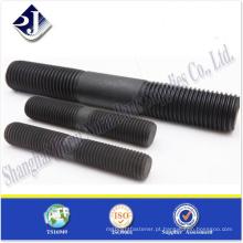 Aço inoxidável de alta resistência parafuso preto