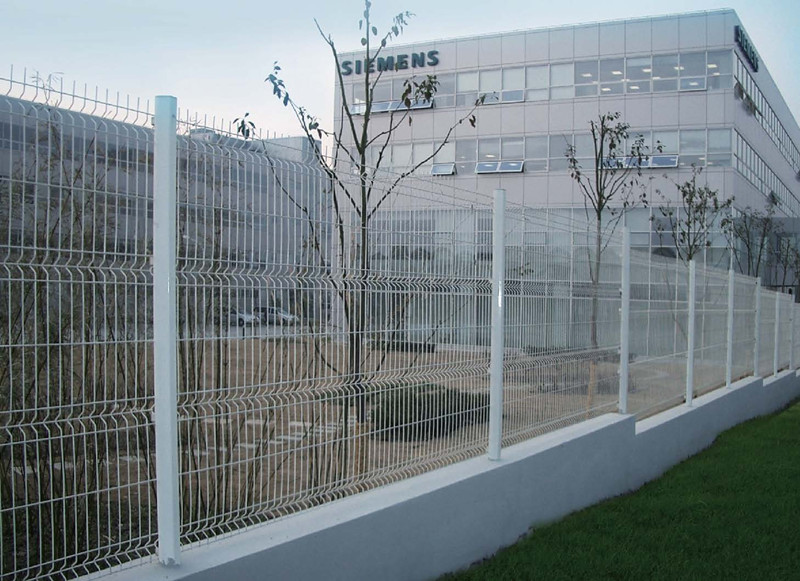 Steel Mesh Fencing Uk application