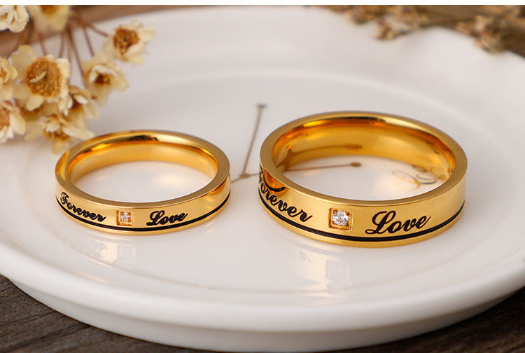 custom made wedding ring set