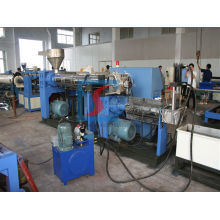 Plastic Film , Woven Bag  Plastic Pellet Machine Extruder With Ce / Iso / Bv
