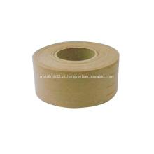 Fita de vedação adesiva kraft marrom