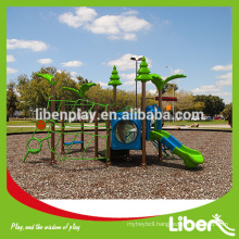 2014 New Style Playground with Climbing Frame LE.ZI.005