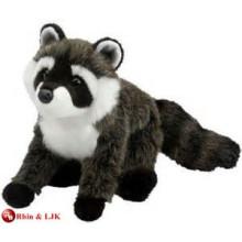 EN71&ASTM standard raccoon plush
