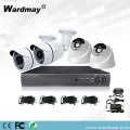 CCTV 4ch 2.0MP Security Surveillance Alarm AHD Kits