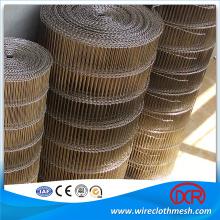 Metal Wire Conveyor Belt For Food Processing