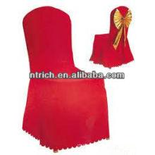 Couverture de chaise tissu chaise jacquard de polyester couverture, damassé