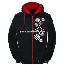 Die Hoodies der Großhandelsmänner der Großhandelskleidung der kundenspezifischen leeren Männer, Qualitätshoodies-Sweatshirt