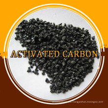 8x30 granular activated carbon as adsorbent for water purification
