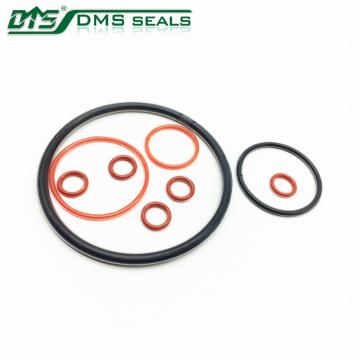 PTFE Envelop O ring Seal O Ring para Sistema Hidráulico