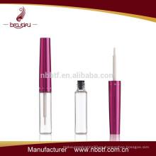 Tubo cosmético de moda del brillo del labio