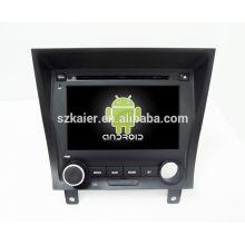 Vier Kern! Android 6.0 Auto-DVD für Peugeot 405 mit 7-Zoll-Kapazitiven Bildschirm / GPS / Spiegel Link / DVR / TPMS / OBD2 / WIFI / 4G