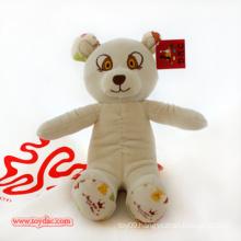 Plush Patent Toy Organic Bear