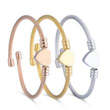 Homme Bulk Metal Bangle Fabricante Stretch Friendship Bracelet