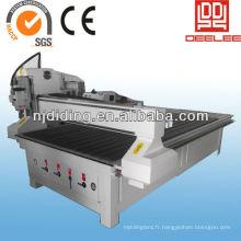 Machine rotative à gravure cnc pour instrument