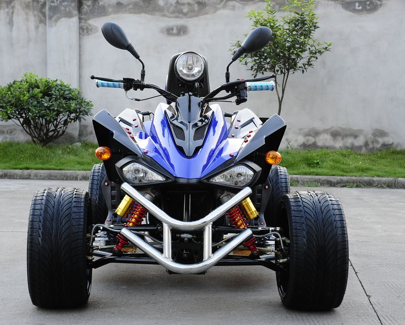 350 cc Quad Bike
