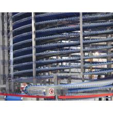 Ленты пластиковые конвейерные с ISO9001