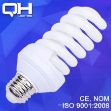 26W E27 12mm CE/ROHS CFL lumière/CFL éclairage