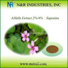Organic Alfalfa Grass Extract Powder or Organic Alfalfa Juice Powder