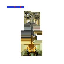 4Kw Schalldichter Diesel Movable Light Tower Generator